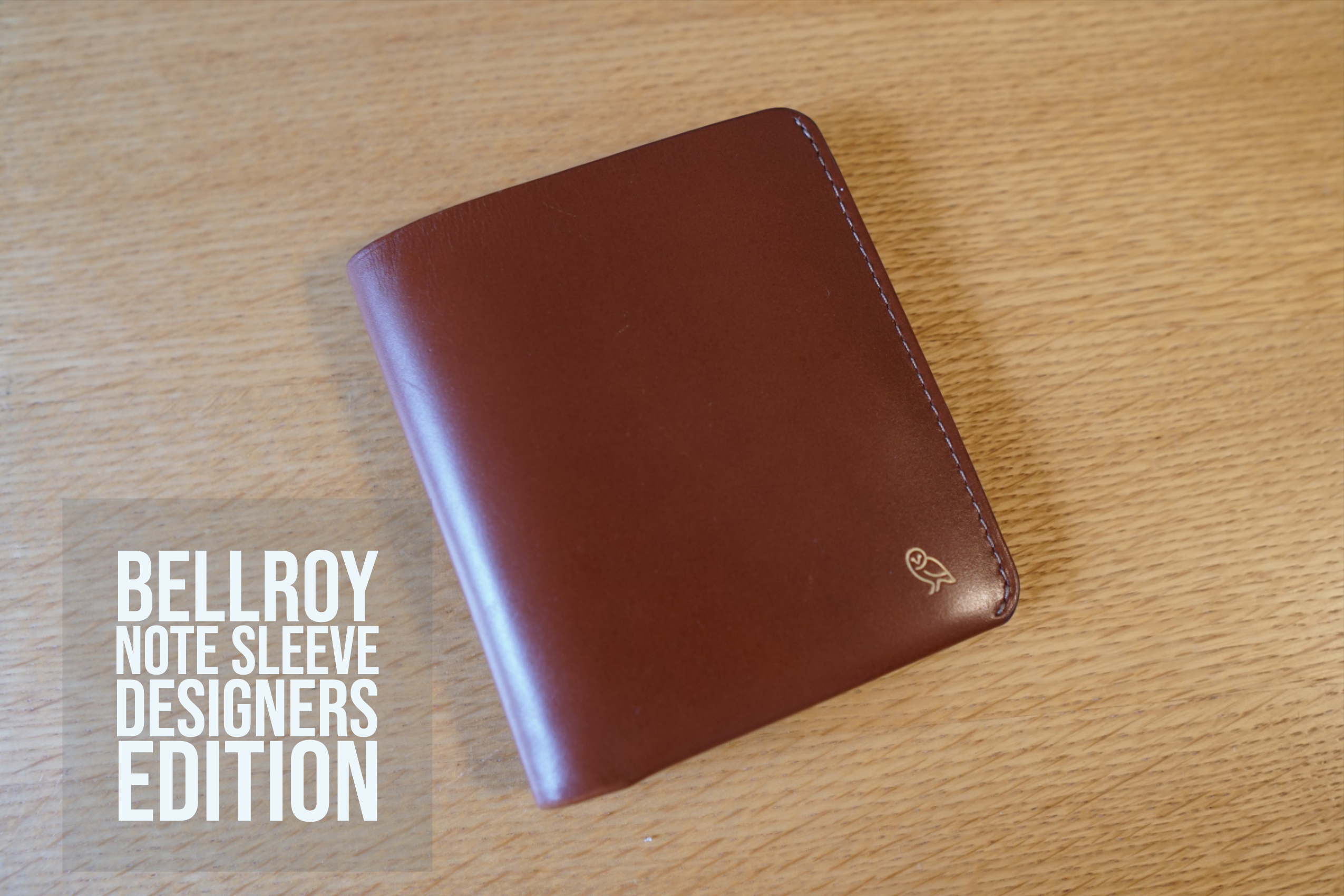 Bellroy Note Sleeve Designers Edition - Review